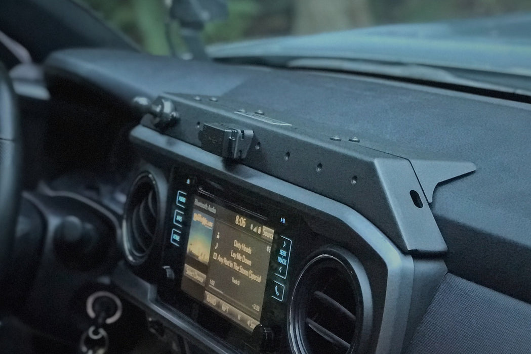 Expedition Essentials Tacoma USB Powered Accessory Mount - 3TPAM (2016-2021)