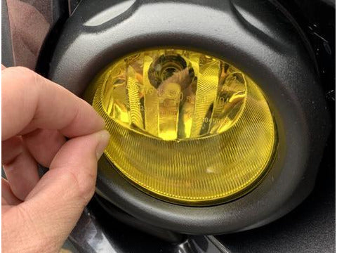 Tacoma Fog Light Cover