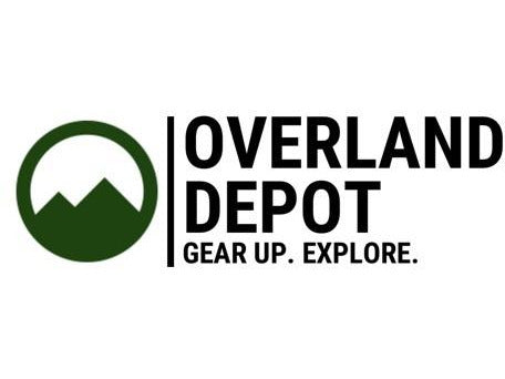 Overland Depot Original Decal