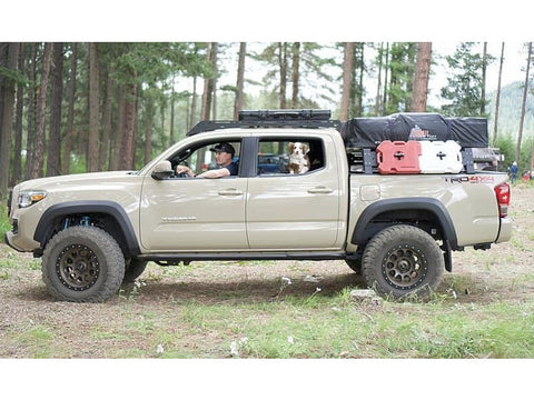 Cali Raised 2005-2020 Tacoma Overland Bed Rack