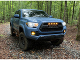 Tacoma Raptor Lights: Amber LED