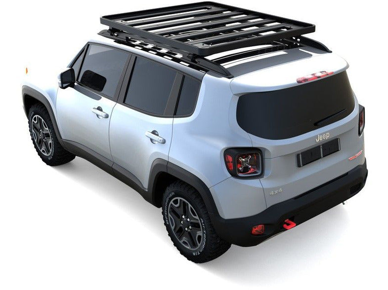 Front Runner 2014-Current Jeep Renegade BU Strap-On Slimline II Roof Rack Kit - Free Shipping
