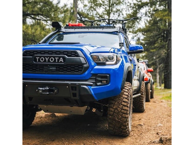CBI 2016 - Current Tacoma Push Bar