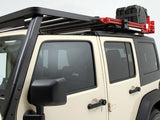 Front Runner 2007-2018 Jeep Wrangler JKU 4 Door Extreme Roof Rack Kit - Free Shipping