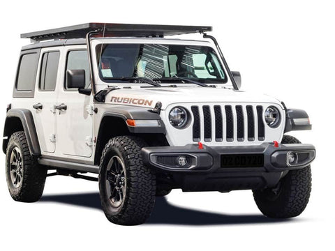 Front Runner 2017 - Current Jeep Wrangler JL 4 Door Extreme Roof Rack Kit - Free Shipping