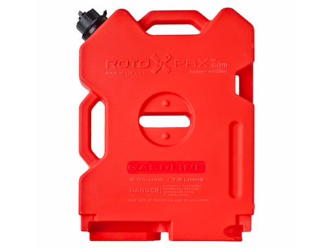 Rotopax 2-Gallon Gasoline *FREE SHIPPING*