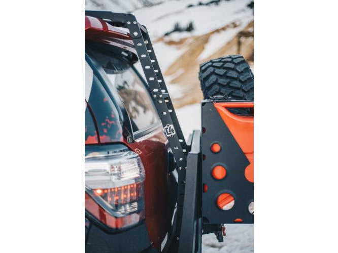 C4 Fabrication 4Runner Ladder 2010-2021
