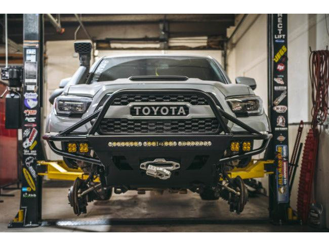 C4 Fabrication 2016-Current Tacoma Hybrid Front Bumper