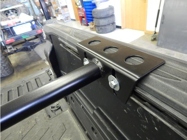 C4 Fabrication Tacoma Lo-Pro Bed Bars (2005-Current)