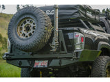 C4 Fabrication 2016-Current Tacoma Overland Series High Clearance Rear Bumper System