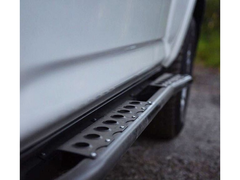 C4 Fabrication 4Runner Rock Sliders 2010-2013