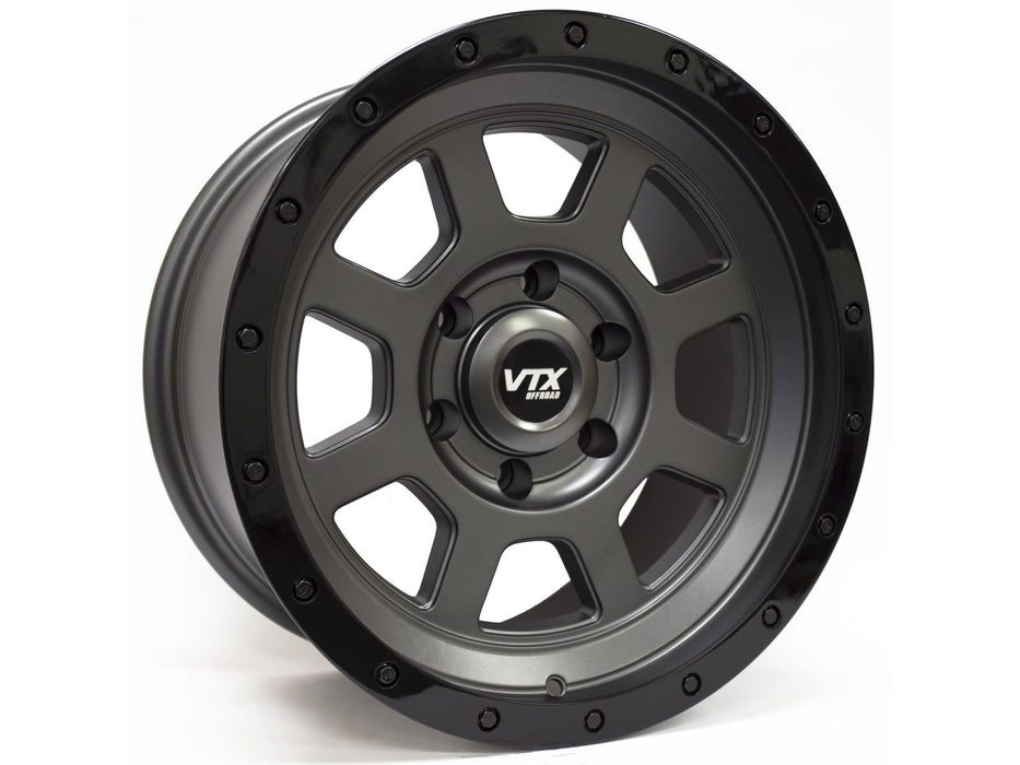VTX Rebel | Satin Gunmetal