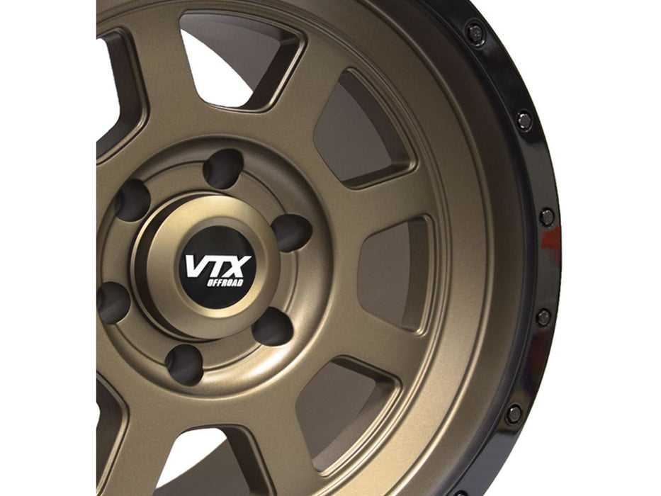 VTX Rebel | Satin Bronze