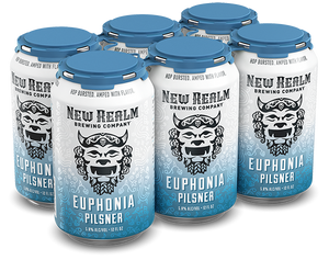 New Realm Euphonia Pilsner
