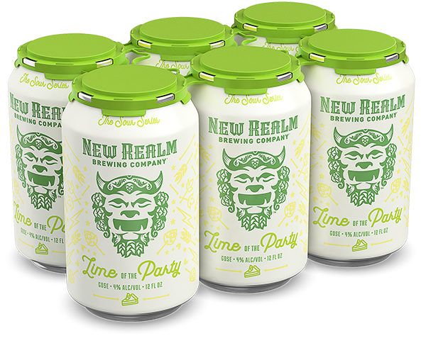 New Realm Lime Of The Party Gose