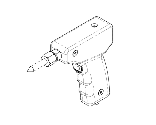 Pistol Grip Hand Piece 8002-30