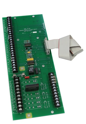 Spare Peripheral Board with Squeeze Relay