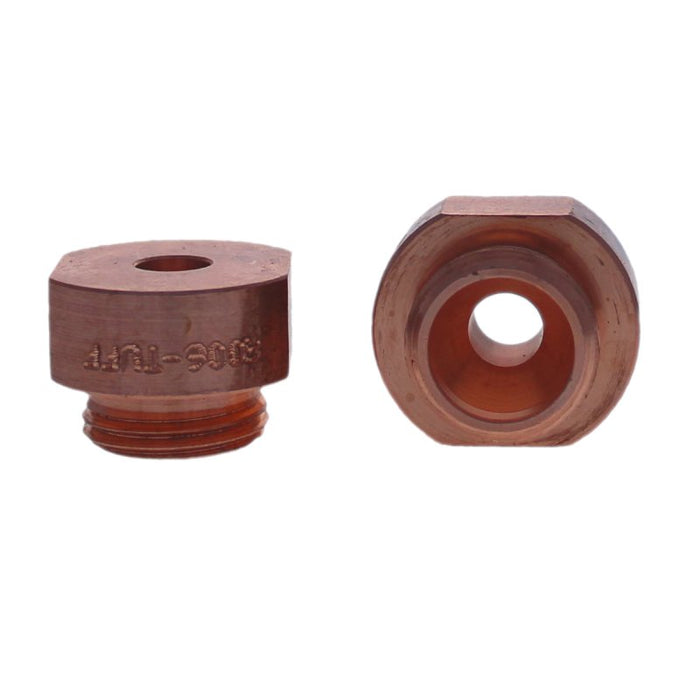 MO6 6MM NUT WELD HEAD