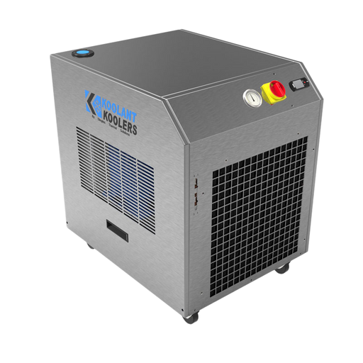 1-Ton Air Cooled Portable Chiller - J Series