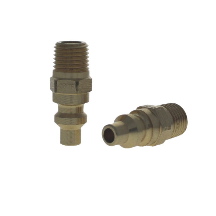 03 PLUG 1/4 NPT MALE QUICK CONNECT COUPLING