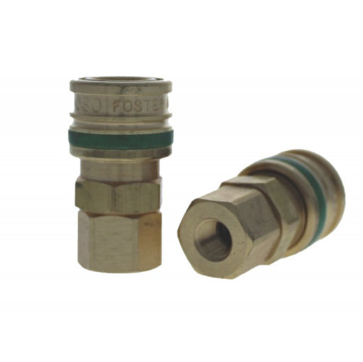 Tuffaloy 600 SOCKET 1/8 NPT FEMALE