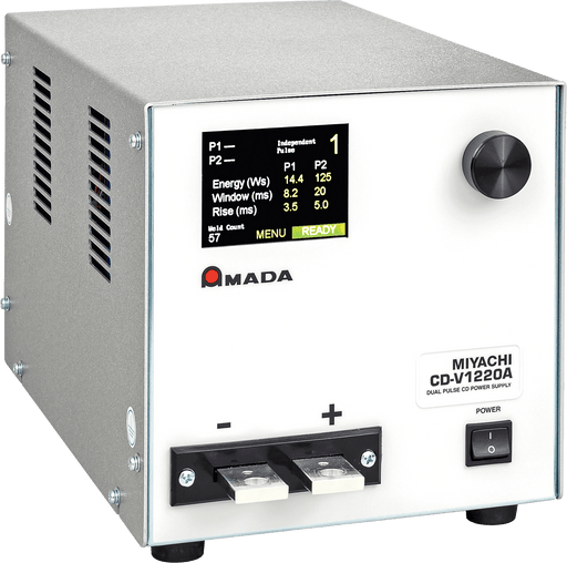 Amada High Value Capacitive Discharge Welder CD-V