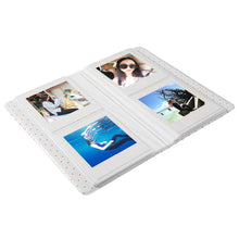 Load image into Gallery viewer, CAIUL Compatible 64 Pockets Square Book Album for Fujifilm Square SQ10 Instant Film (Blue)