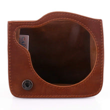 Load image into Gallery viewer, CAIUL Compatible Mini 70 Case Bag With Soft PU Leather Material for Fujifilm Mini 70 Camera - Brown