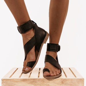 New Women's Retro Casual Summer Beach Sandals