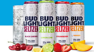 BEER IS STILL FUN AND SELTZER WON'T LAST