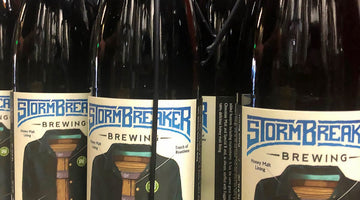 Barrel-Aged Beer Advent Calendar Day #2: Stormbreaker 2019 BA Winter Coat