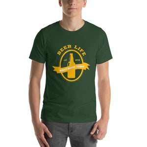 WGT Green Bay Packers Short-Sleeve Unisex T-Shirt