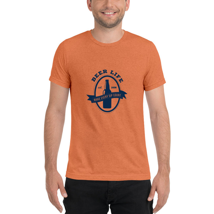 Beer Life Florida Short sleeve t-shirt