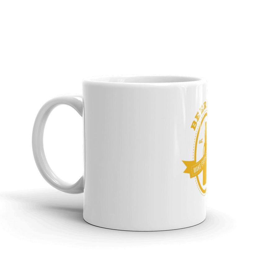 Make Every Sip Count Mug