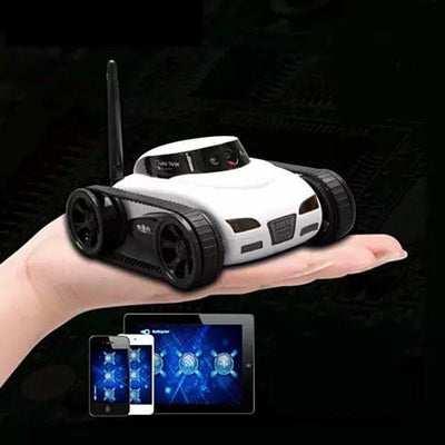 All Mighty TOY TANK with Wireless Camera and Remote Control by APP - VistaShops - 4