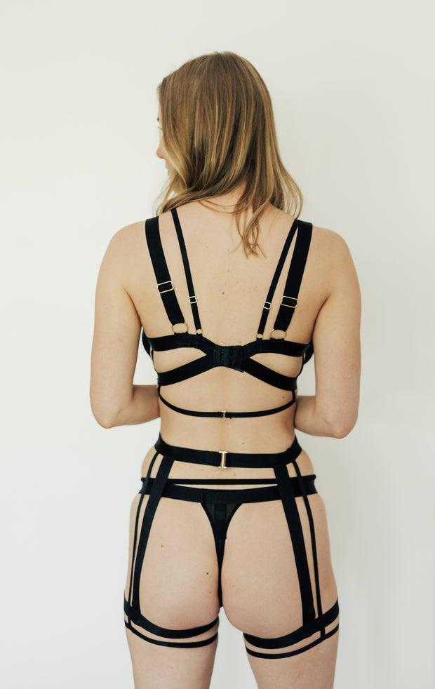 Bree Thigh Harness