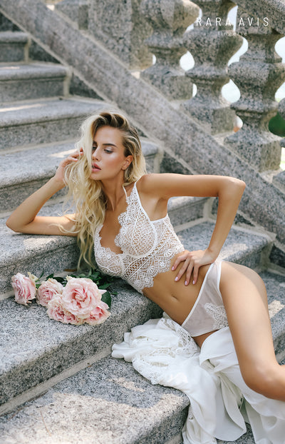 Romano Lace Bra + Brief Set