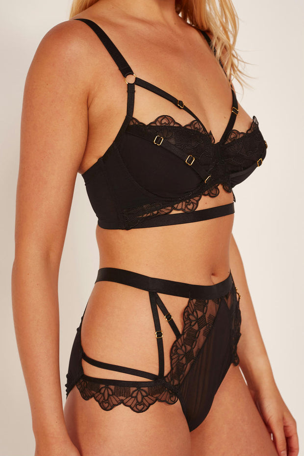 Iris High Waist Brief