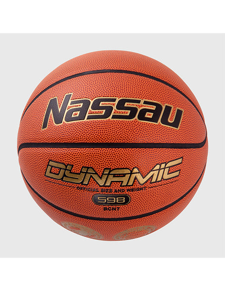 Matchbasketballball Nassau Dynamic Gr.7