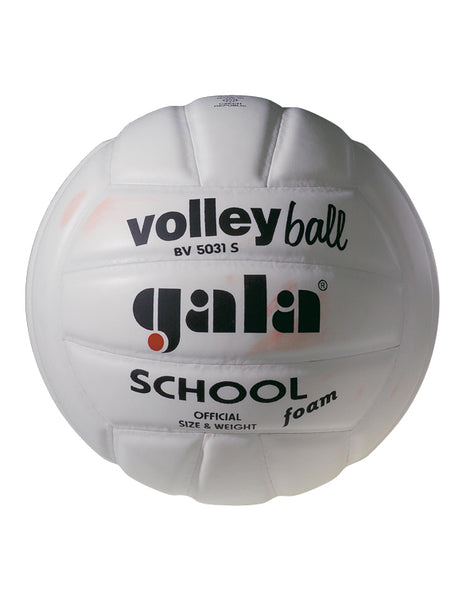 Volleyball Gala School white 18