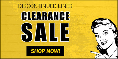 clearance sale graphics