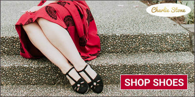 Charlie Stone Shoes promo