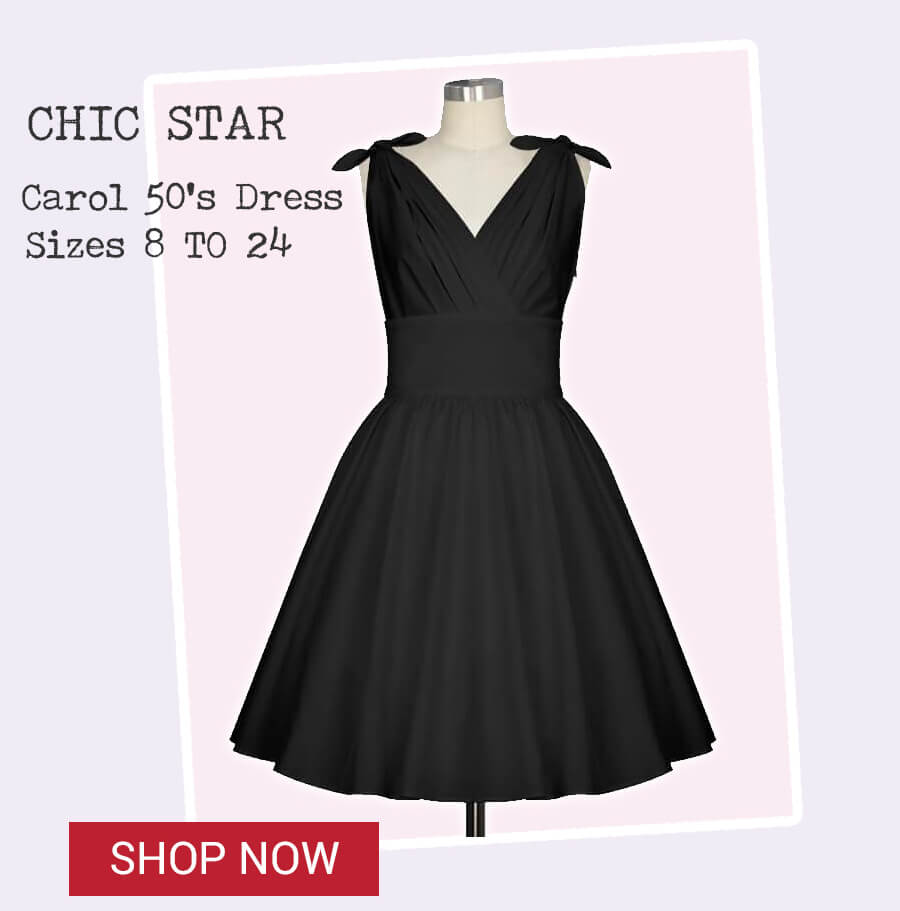 Image of Chic Star Carol Dress