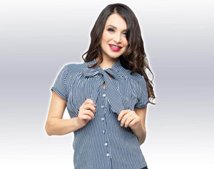 Image of the new Steady Clothing Harlow Striped top
