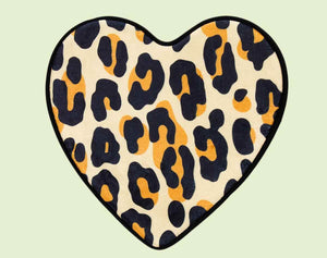Sourpuss Heart Mat