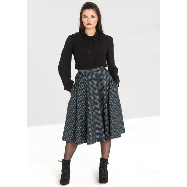 Peebles skirt in green - front