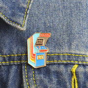 Enamel Pin - Retro Arcade Game