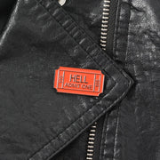 Enamel Pin - Hell Admit One Ticket