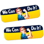 Image of Accoutrements Rosie The Riveter Band Aids