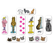 Image of Accoutrements Crazy Cat Lady Band Aids